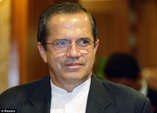 Hurdles: Ecuador's Foreign Minister Ricardo Patino said it could take months to secure asylum for Snowden