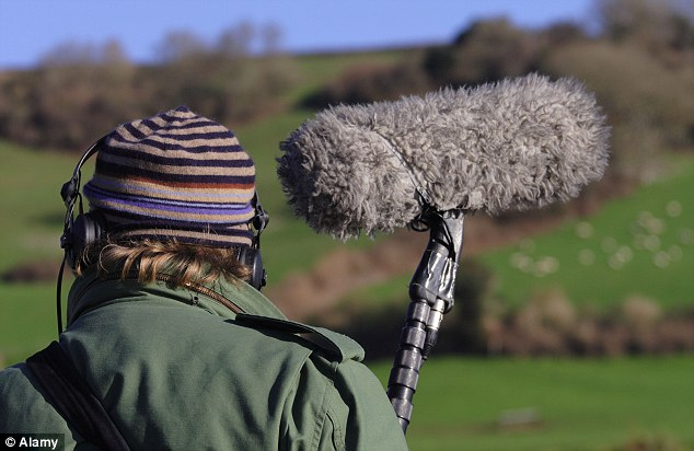 Testing, testing: The new Heard app is slightly more practical for recording audio than traditional recording devices