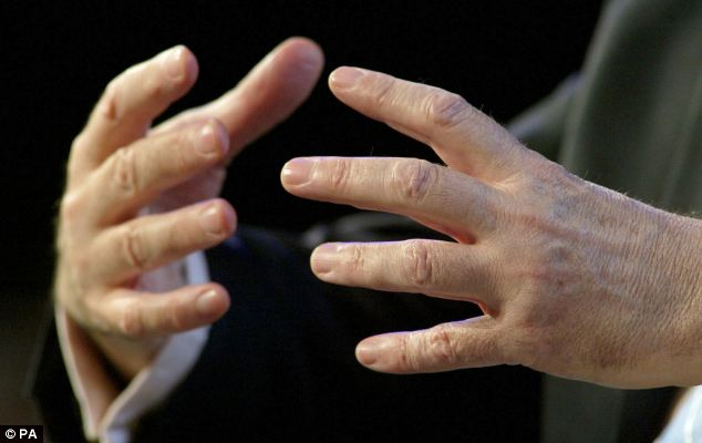 Talking with hands: The only thing that separates hand gestures from sign language is that they are used individually
