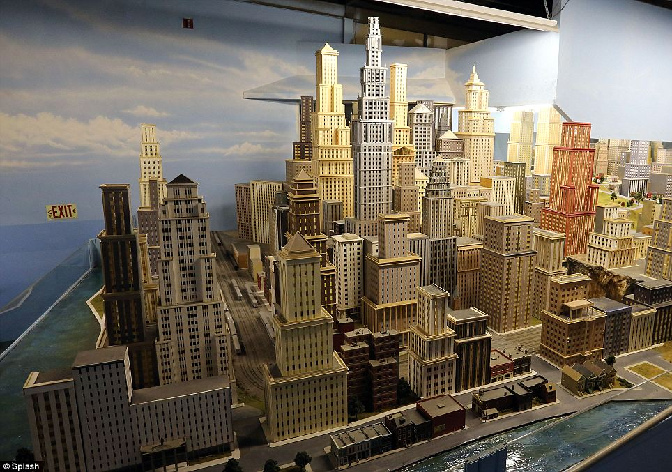 Urbane: City skylines, sure, but the New Jersey attraction has more to offer, as well