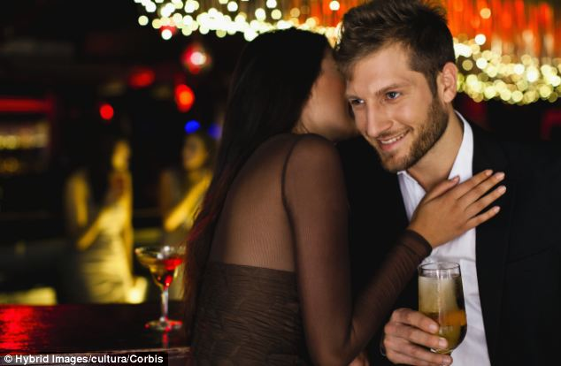 Breaking rules: According to a new dating guide, sex on the first date is not a dealbreaker