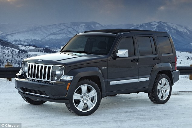 Recalled: Chrysler is famous for it's poplar line of Jeep SUVs, many of which were recalled this week for faulty microcontrollers