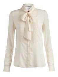 Creme shirt (joules.com)