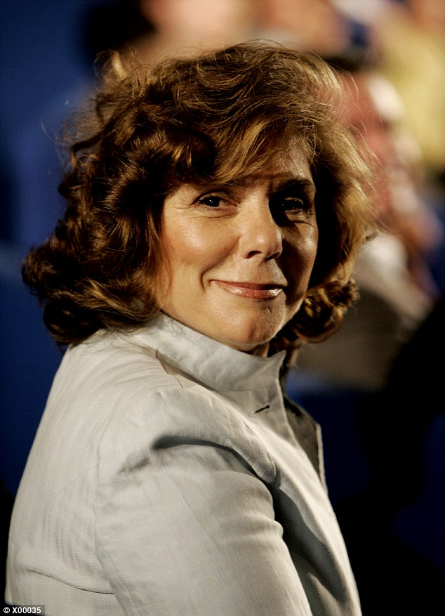 In critical condition: Teresa Heinz Kerry, the wife of U.S. Secretary of State John Kerry, is in critical but stable condition in a hospital in Nantucket, Mass