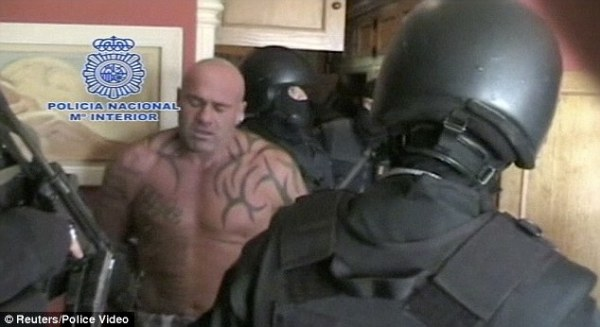 Mark Lilley, Drug trafficker returns to the UK to face 23 ...