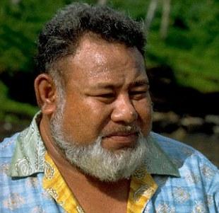 An American Samoan man