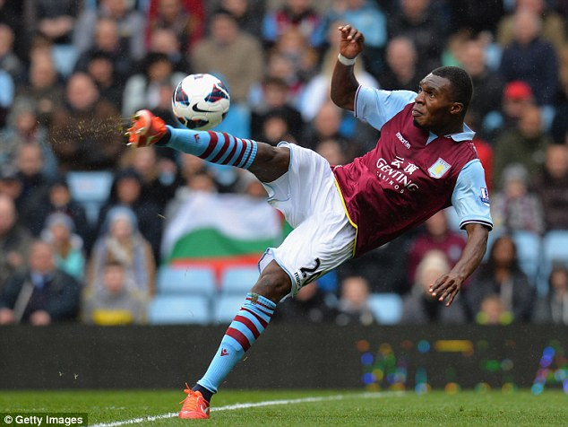 On the move? A host of Premier League clubs are interested in Benteke