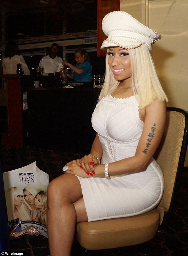 Nicki Minaj Reveals That She Never Hits The Gym In An