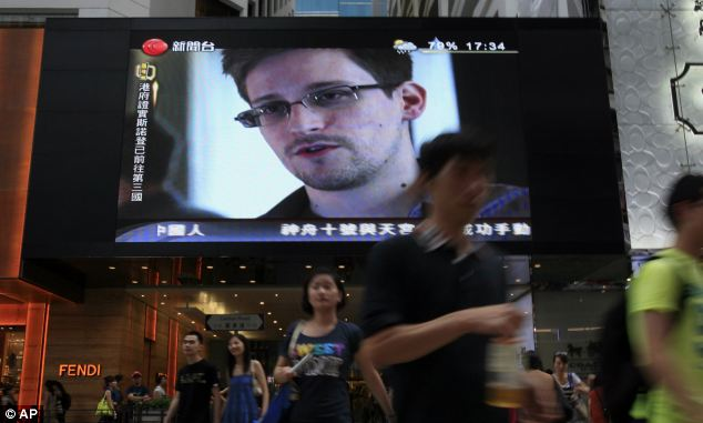 The government has been stung by leaks from Edward Snowden, a fugutive former NSA contractor's employee who absconded with state secrets and leaked them to The Guardian, a British newspaper