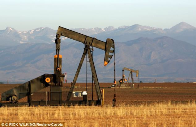 What's it all about? Most of the state's energy revenue comes from state-owned lands in the disaffected counties - money that pays for policies that the region's voters don't like