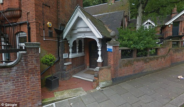 Hospital bosses are considering relocating this children's unit in north London to within a few metres of a clinic which treats paedophiles