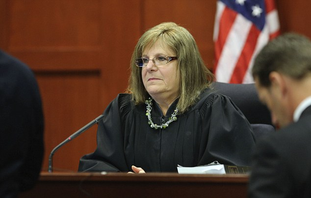 Drama: Judge Debra Nelson locks horns again with defense attorney Don West as she asks George Zimmerman if he wants to testify