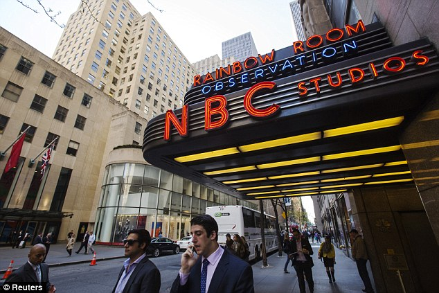 Unpaid: The new lawsuit is aimed at NBCUniversal by former interns from MSNBC and Saturday Night Live