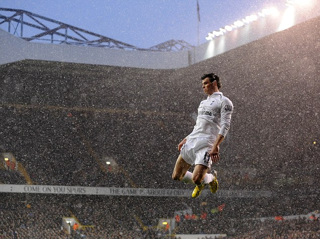 Aiming high: Manchester United could yet make a move to sign Gareth Bale in the summer transfer window