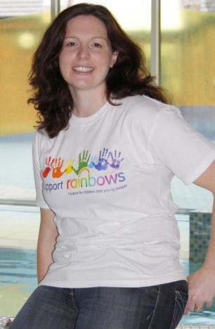 Mrs Taylor had been an ambassador for the Rainbows Children's Hospice for two years