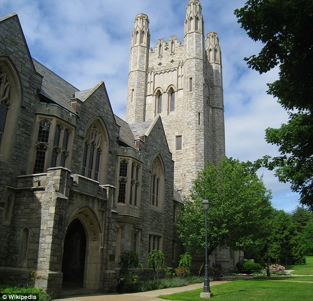 A University of Connecticut music professor is under investigation by police amid allegations of sexual misconduct and decades-old molestation involving children (UConn pictured)