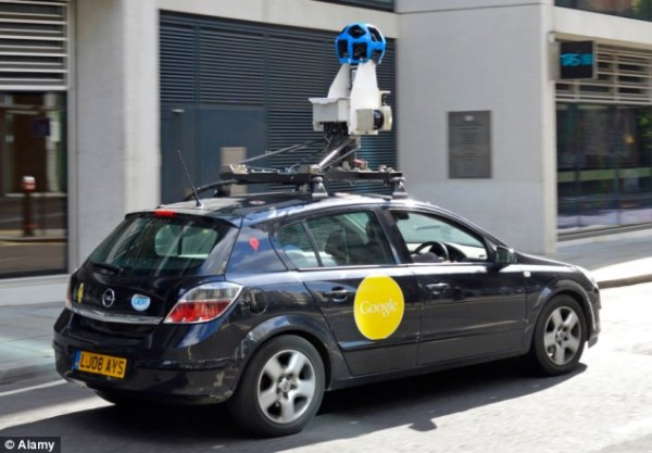 Venice finally mapped by Street View: Google staff ditched ...