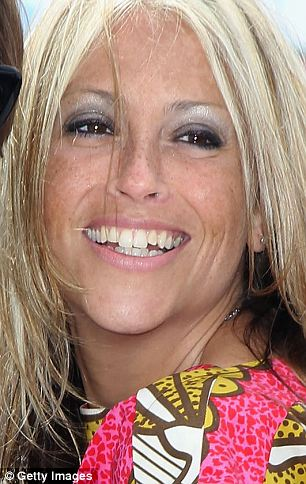 'Livid': Wife Nicole Appleton