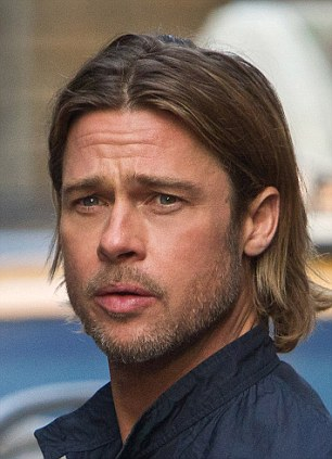 Superstar actor Brad Pitt earned £6million for his role as a UN worker trying to survive an undead outbreak