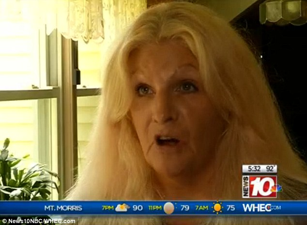 Traveler Laurie Iacuzza said she is furious that her car had been searched without her knowledge