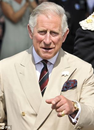 The Prince has long been accused of meddling in Government policy