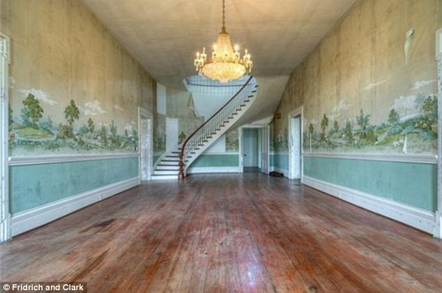 Luxurious: the property was formerly owned by country music legend Hank Williams