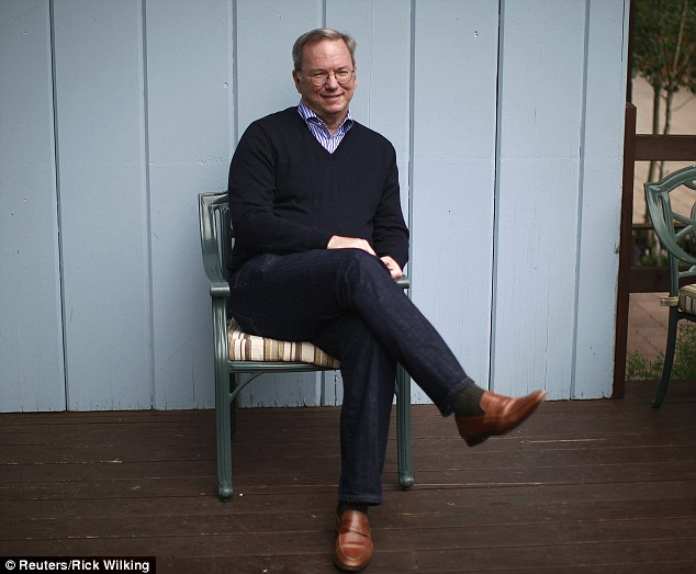Eric Schmidt has been criticised because of his 'free and easy' approach to others' privacy while using his vast wealth to protect his own
