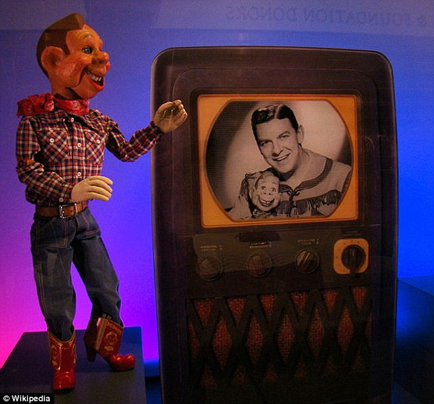 One of the one-of-a-kind pieces housed at the DIA is the first ever doll used on the Howdy Doody TV show