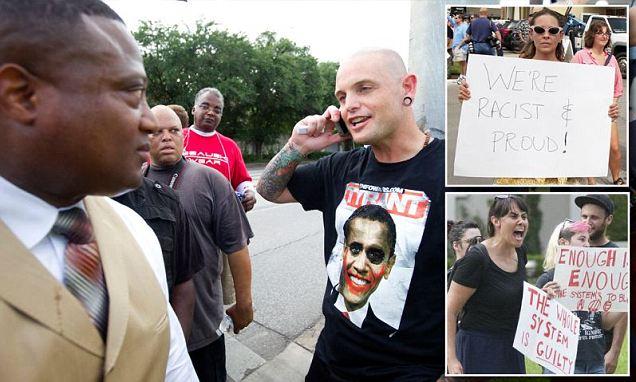 Houston protests