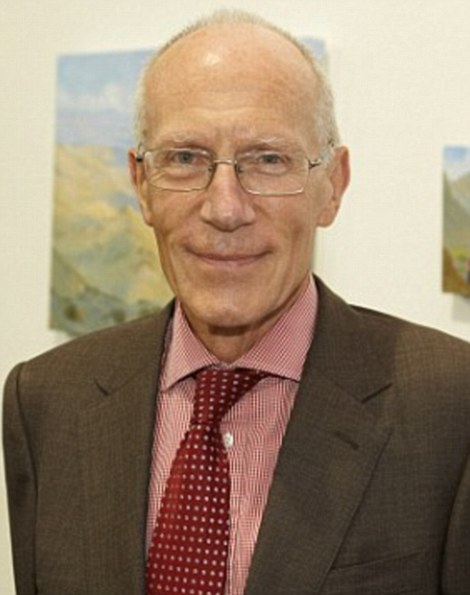 Leading the birth: The Queen's own surgeon-gynaecologist, Marcus Setchell
