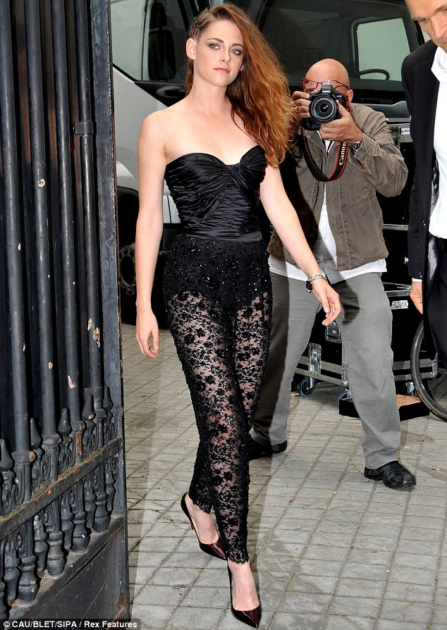 Twilight's Kristen Stewart made a mint thanks to the Vampire franchise and a starring role in Snow White and teh Huntsman