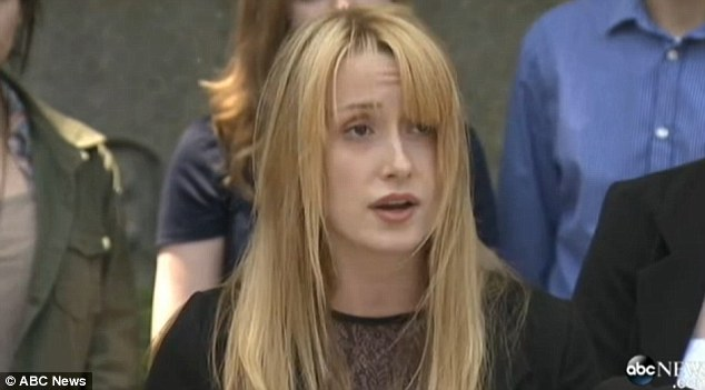 Tucker Reed, 23, who is a theater major at USC, says her ex-boyfriend raped her in December 2010. When she took her claims to university officials in December 2012, she said her case was not properly investigated