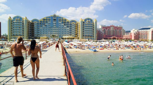 Britons Can Bag A Holiday Bargain As S In Europe Most