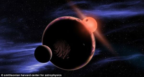 Why watertrapping on planets around red dwarf stars