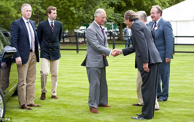 Image result for Princess charles at the Hurlingham Club