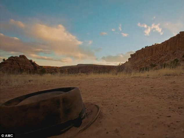 Harbinger: The new teaser for Breaking Bad's last eight episodes leaves plenty of questions with its abstract imagery