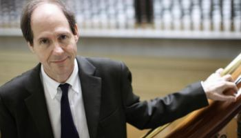 Nudge or Noodge? Cass Sunstein, formerly the Director of the Office of Information and Regulatory Affairs at the Office of Management and Budget, is regarded as the godfather of modern government paternalism
