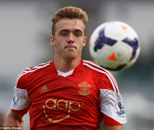 Youth Policy Calum Chambers Has Signed A New Four Year Deal At Southampton