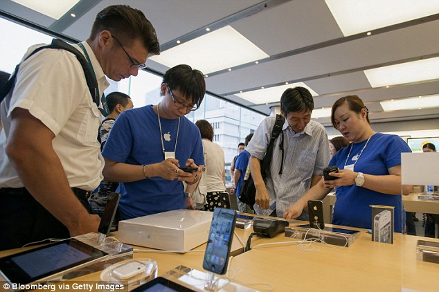 Image result for apple stores customers
