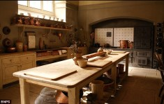 Extremely Beautiful Downton Abbey Kitchen That Will Steal The Show