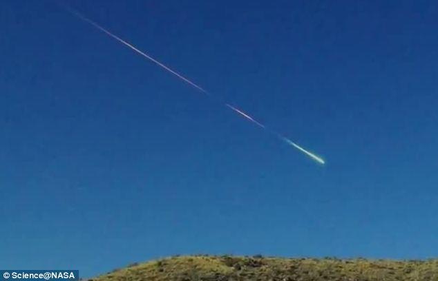 Bill Cooke, head of NASA's Meteoroid Environment Office, has been seeing Perseid fireballs since July 30, 2013