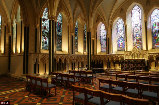 Will cathedrals be empty in 2041