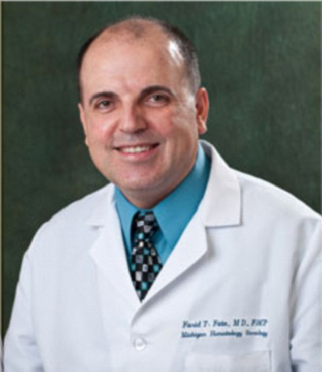 Scam: Dr. Farid Fata is accused of administering cancer treatment to people who didn't need it to scam Medicare
