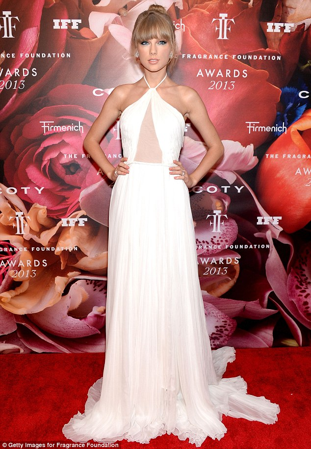 Ruthless: The singer called love a 'ruthless game;' Taylor was the picture of solo perfection as she attended the Fragrance Foundation Awards on June 12 in New York