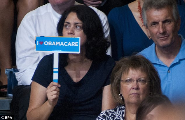 Few and far between: Polls show a substantial majority of Americans want Congress to repeal or rewrite crucial parts of the affordable Care Act