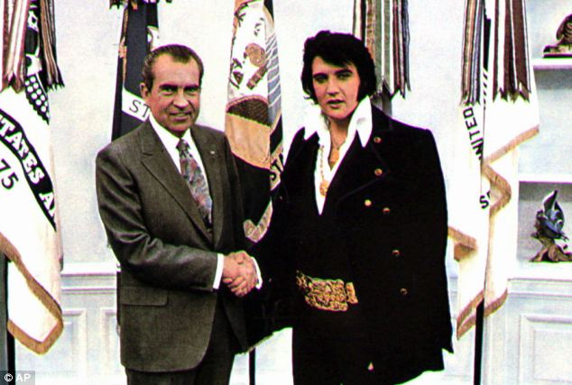 Elvis Presley's letter led to one of the most bizarre encounters ever to take place in the White House, an unlikely meeting of counter-culture icon and Right-wing bogeyman