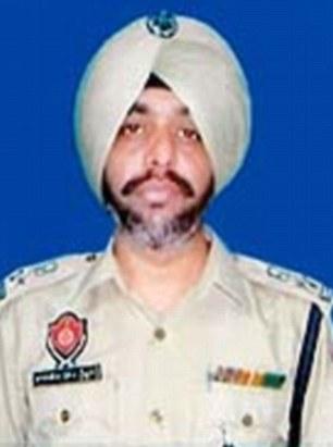 SSP Raj Jit Singh Hundal is accused of forging his own death certificate
