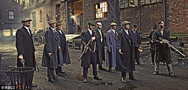 BBC's Peaky Blinders: The good, the bad and the Brummie ...