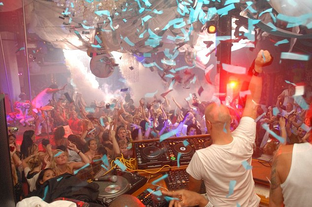The venue to be at: Pacha nightclub, Ibiza, is one classic haunt of avid ravers