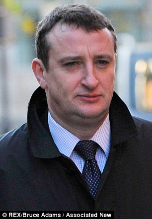 Head of the West Yorkshire Homicide and Major Inquiry team, Detective Chief Superintendent Andy Brennan, pictured, revealed the arrests come after a year-long investigation into the alleged sex abuse of four girls